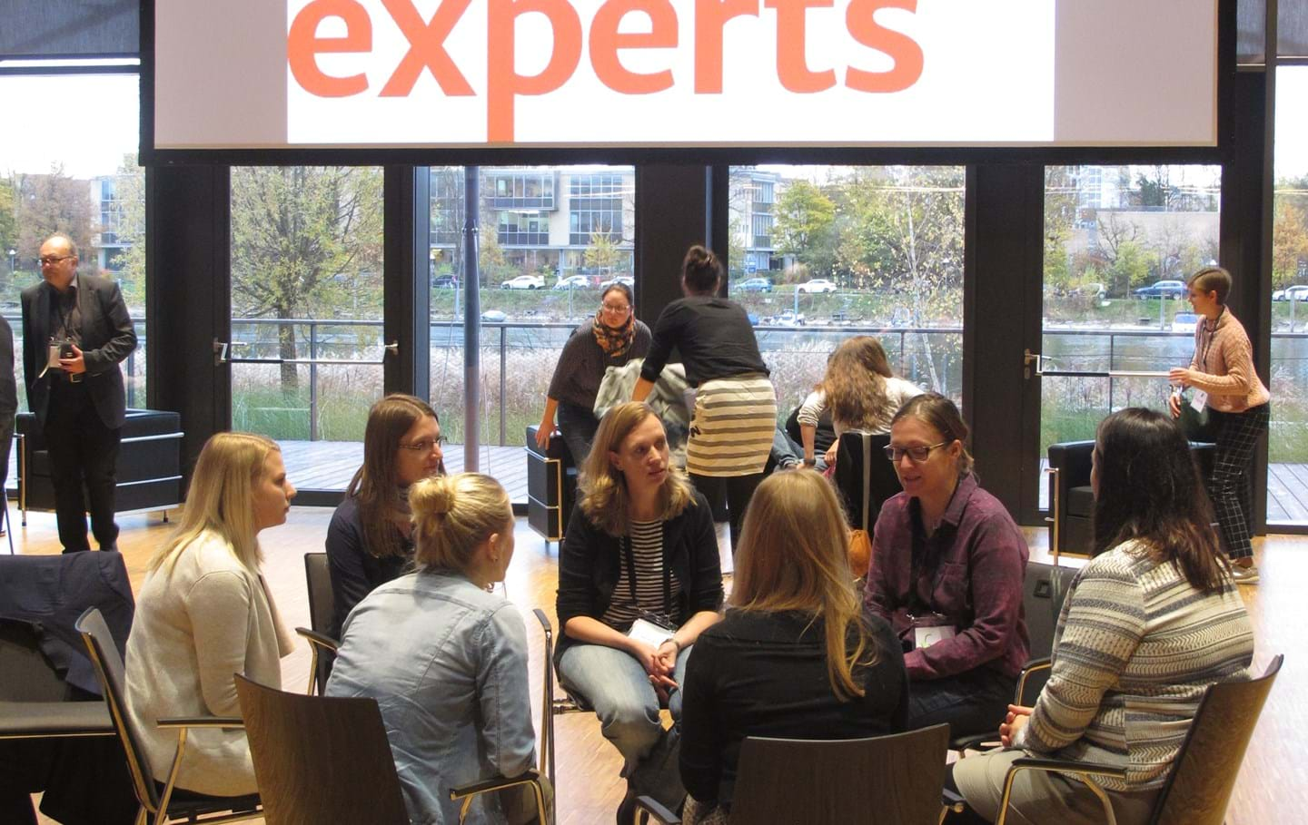 "micelab:experts III – ""Straight talking: How to make communication with the customer work"""