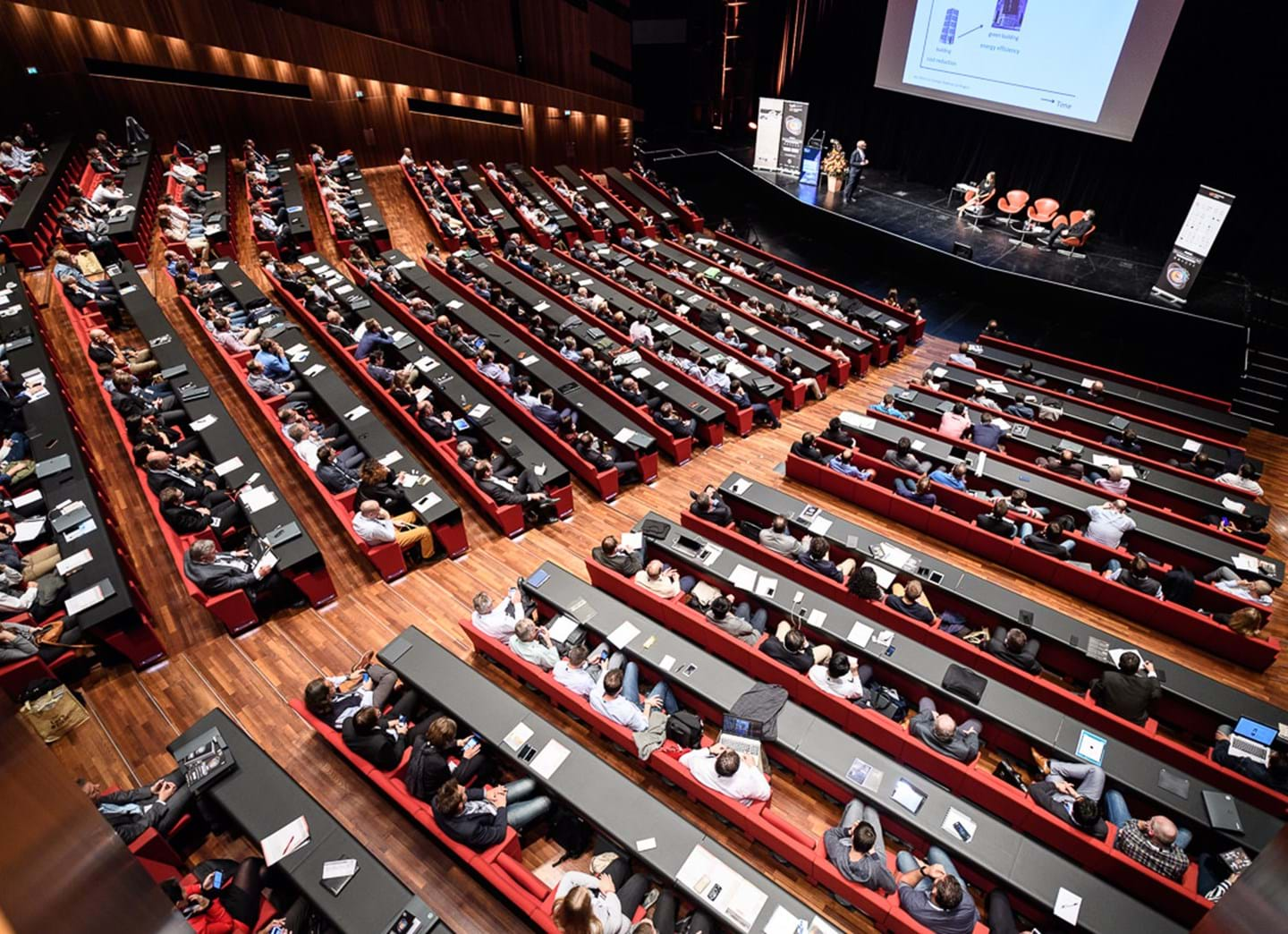 Well attended congresses expected for 2018