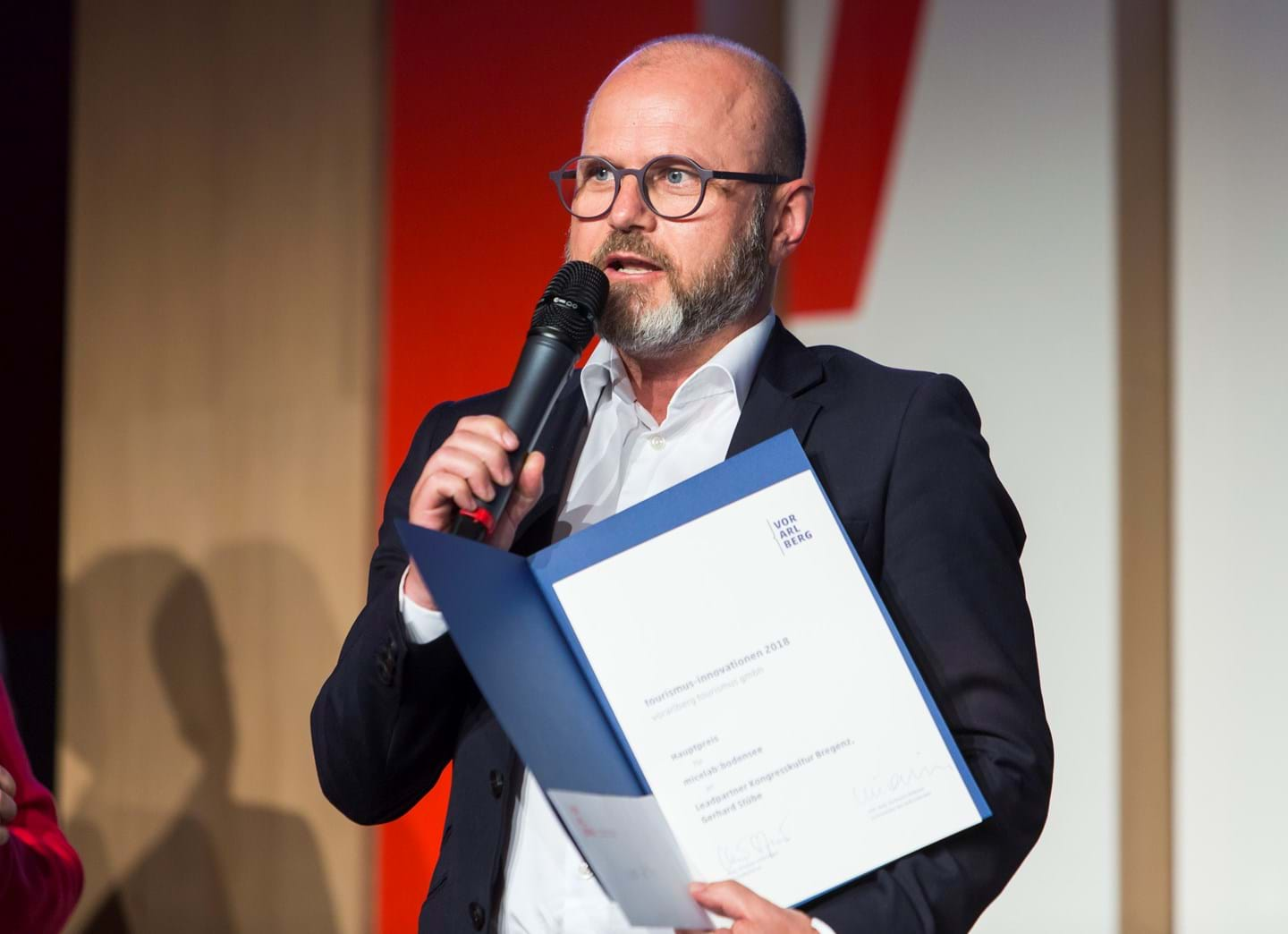 micelab:bodensee wins main prize for tourism innovation in 2018 in Vorarlberg