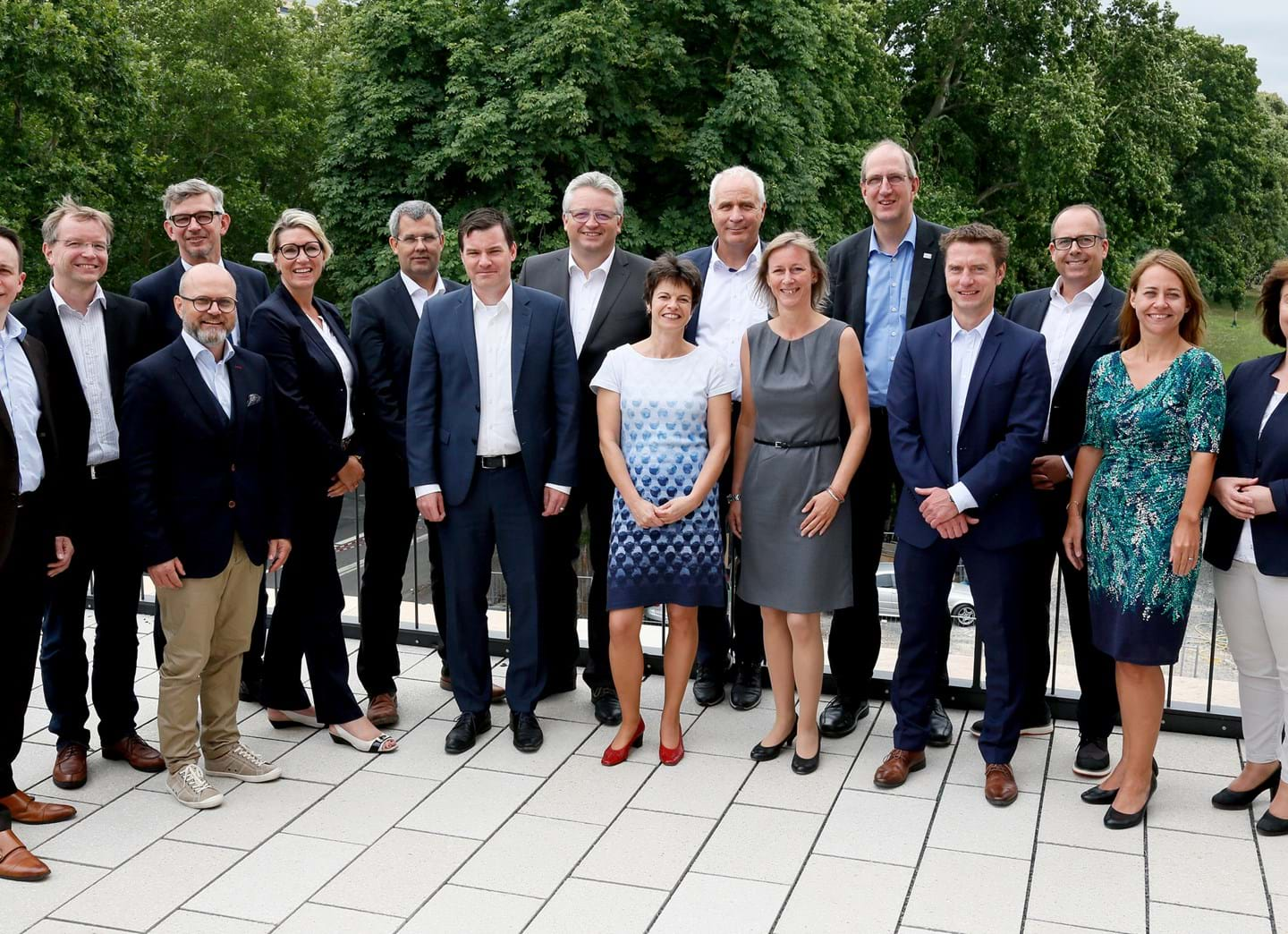 Gerhard Stübe re-elected to EVVC board