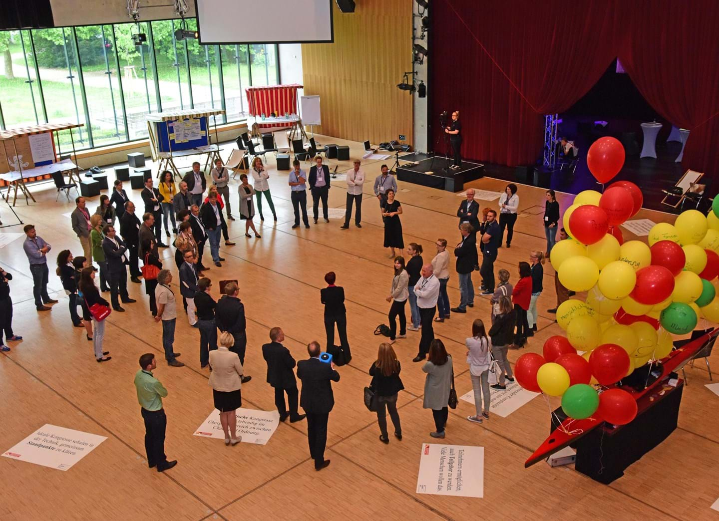 Central Europe's first training platform for event organisers