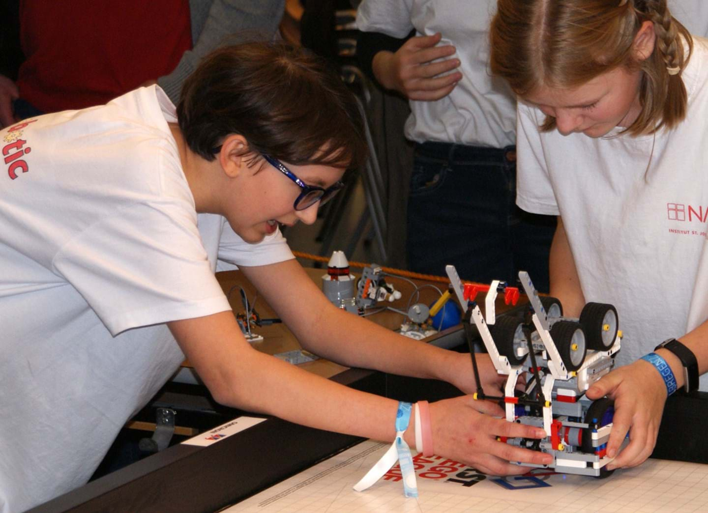 Final of the FIRST® LEGO® League to be held for the first time at Bregenz Festival House