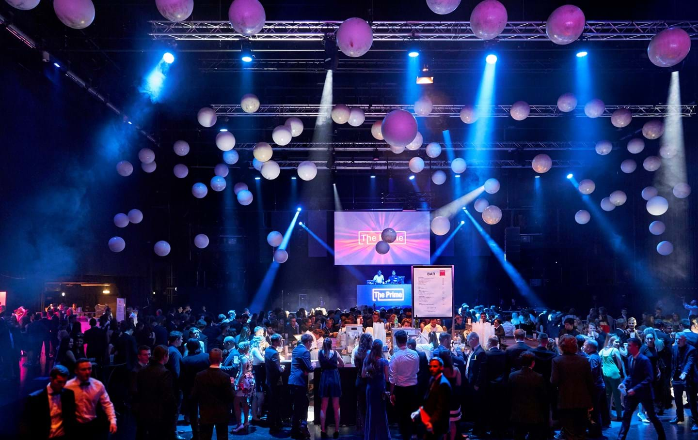 Party bei Lehre am Ball 2019